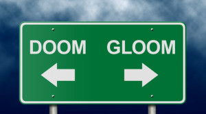 The Dating Gloom & Doom Bandwagon