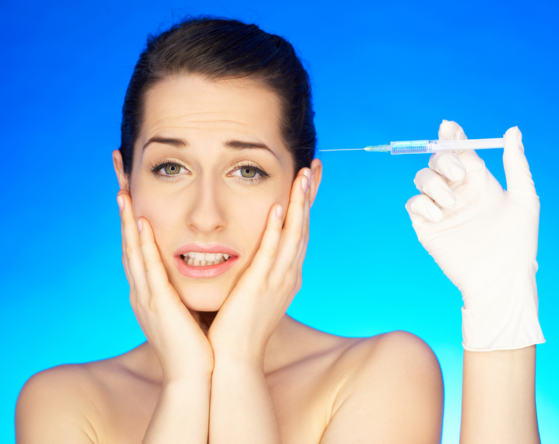 botox first time fears worries