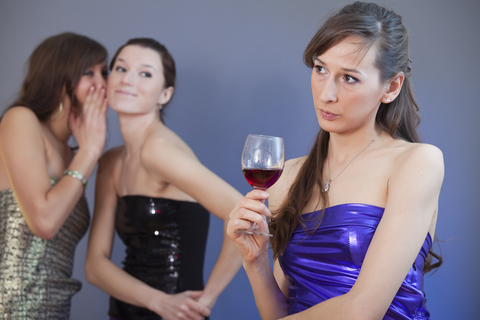 married women jealous gossip