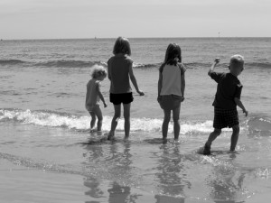 Blended Family Vacations – How to be Successful